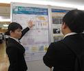第77回分析化学討論会が、5月27日(土)〜28日(日)龍谷大学(京都)において開催されました。 当研究室からは、研究員1名、大学院生2名、4年生1名が参加し、研究発表(一般講演1件,ポスター2件)を行いました。多くの研 […]