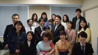 3月26日(月)は、卒業式でした。 高貝研究室の卒業生・修了生は6名です。ご卒業おめでとうございます! このうちの5名は、今後も院生としてまだまだ研究を続けていきますので、これからもよろしくお願いします。